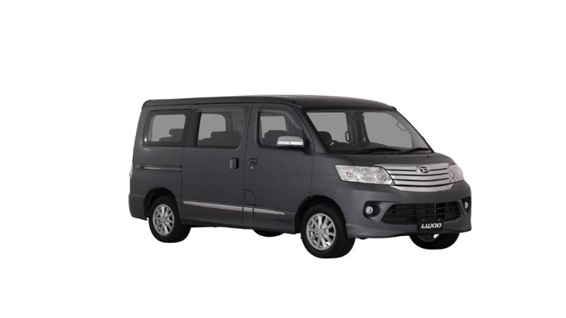 Overview Mobil: Yang terbaik di 2020-2021 All New Daihatsu Luxio yang dibanderol dengan biaya Rp233,450 - 204,200 02