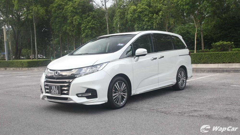 Honda Odyssey 2019 Exterior 001