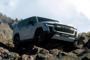 Toyota Land Cruiser GR Sport Diincar untuk Jadi Amunisi Baru Balap Off-Road