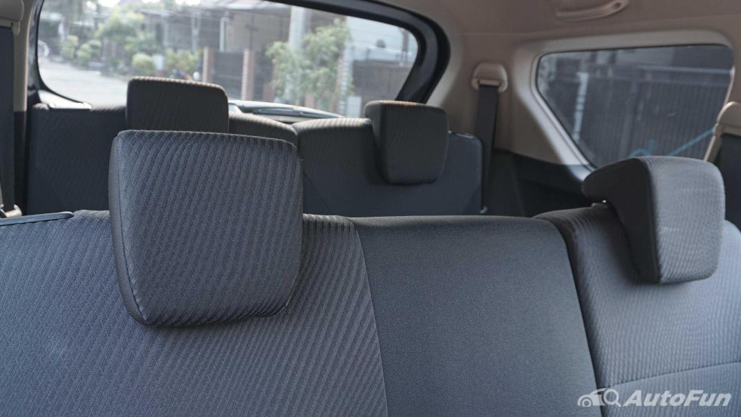 Suzuki Ertiga Sport AT Interior 052