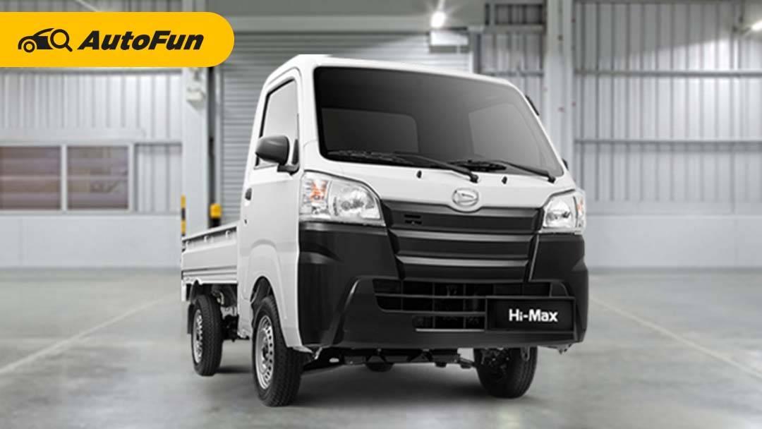 Harga Bekas Rp70 Jutaan, Daihatsu Hi-Max Terkenal Buat Usaha Tahu Bulat 01
