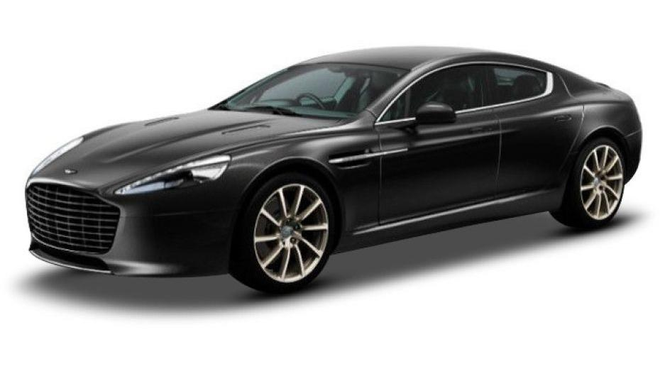 Aston Martin Rapide S 2019 Others 008
