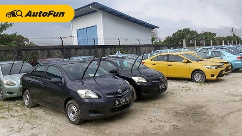 Pilihan Mobil Eks Taksi Dengan Harga Menggiurkan, Mulai Toyota Avanza hingga Chevrolet Trax 01