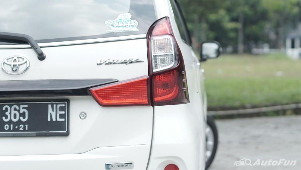 Toyota Avanza Veloz 1.3 MT Exterior 026