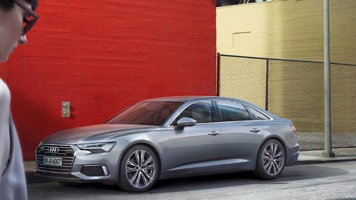 Audi A6 2019 Exterior 001