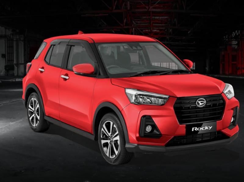 Toyota Raize dan Daihatsu Rocky 2021 -1