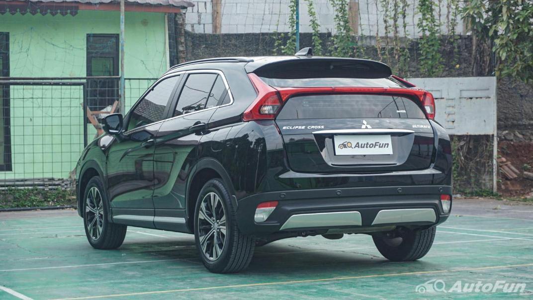 Mitsubishi Eclipse Cross 1.5L Exterior 007