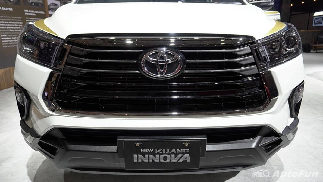 2021 Toyota Kijang Innova Exterior 009