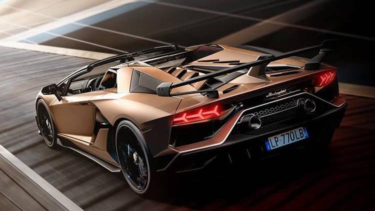 Lamborghini Aventador 2019 Exterior 005