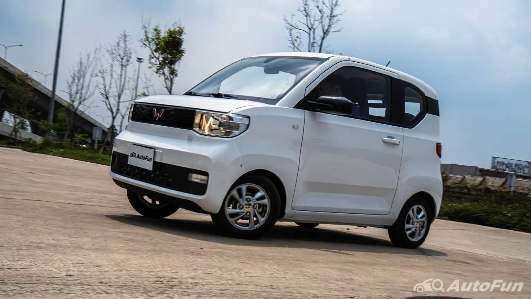 2021 Wuling Mini EV Upcoming Version Exterior 039