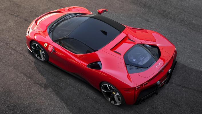 Ferrari SF90 Stradale 2019 Exterior 003