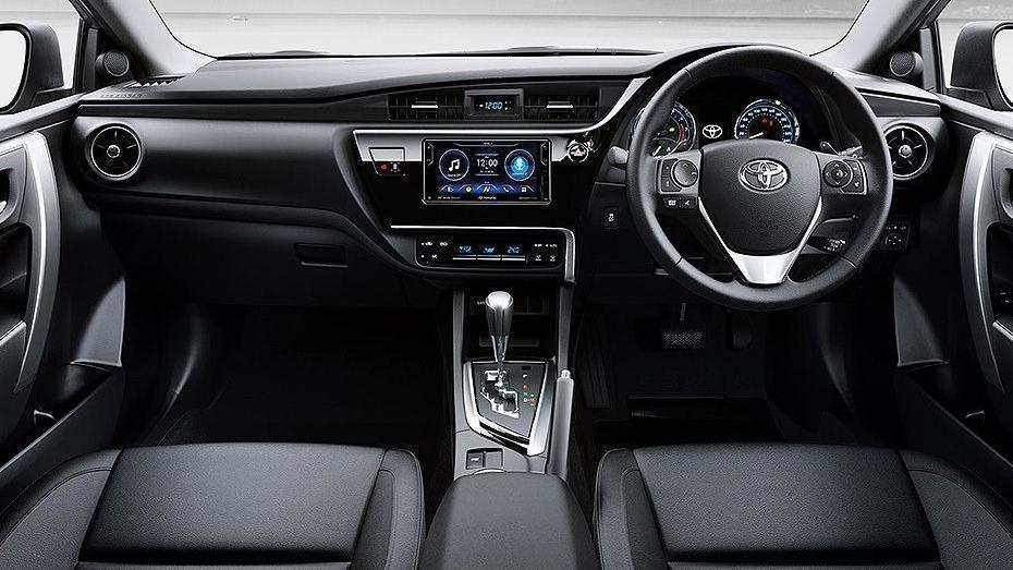 Toyota Corolla Altis 2019 Interior 152