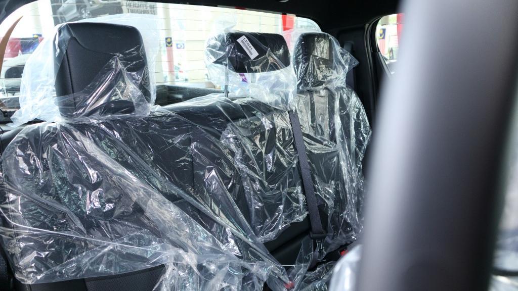 Toyota Hilux 2019 Interior 030