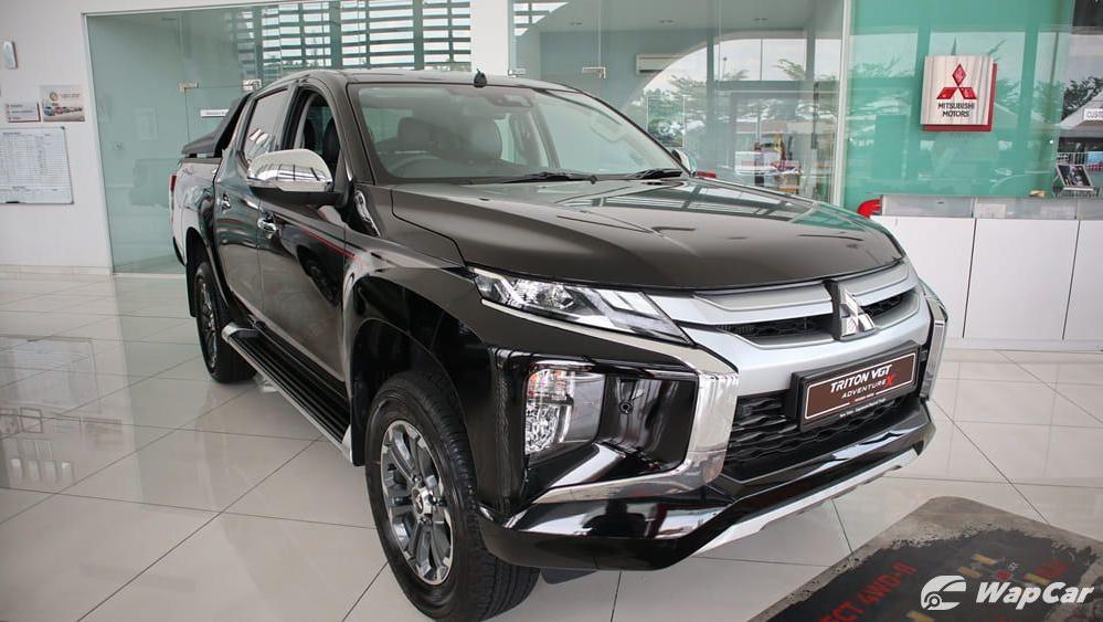 Mitsubishi Triton 2019 Exterior 015