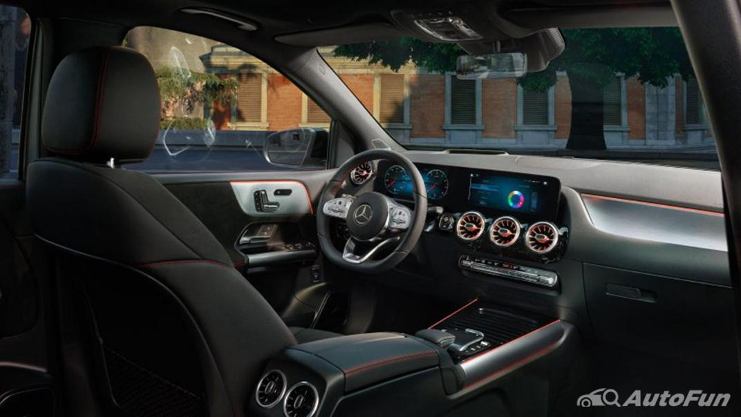 Mercedes-Benz B-Class 2019 Interior 003