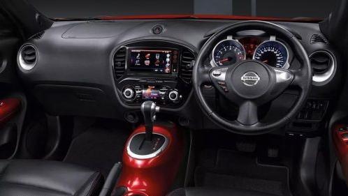 Nissan Juke 2019 Interior 001