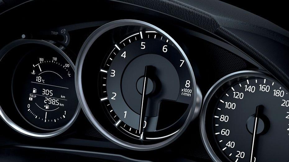 Mazda MX 5 RF 2019 Interior 004