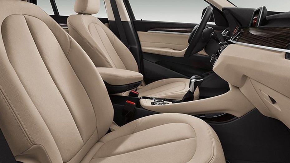 BMW X1 2019 Interior 013
