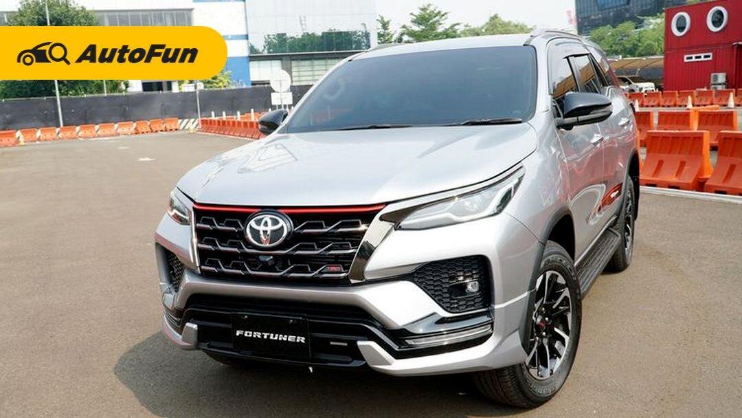 Toyota Fortuner 2021 Pilih Penggerak 4WD Daripada AWD, Apa Sih Perbedaannya? 01