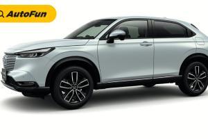 Honda HR-V e:HEV 2021 Akan Jadi Opsi Menarik Serupa Honda City e:HEV