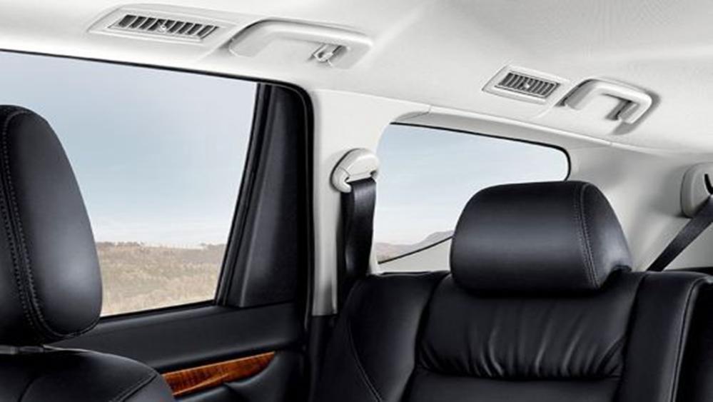 Mitsubishi Pajero Sport 2019 Interior 011
