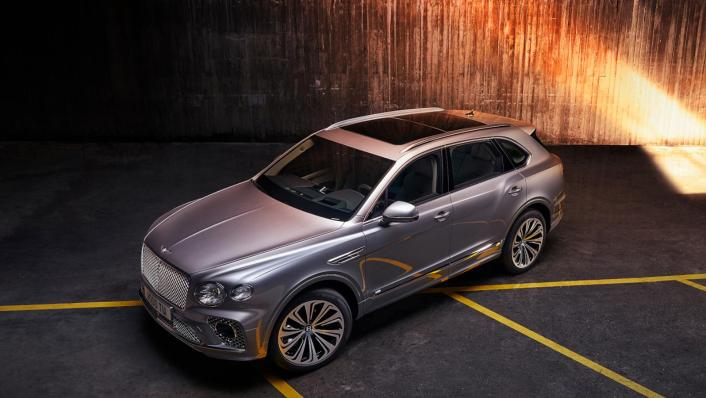 Bentley Bentayga 2019 Exterior 002