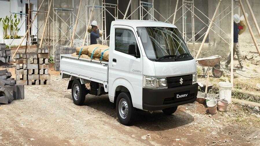 Suzuki Carry 2019 Exterior 003