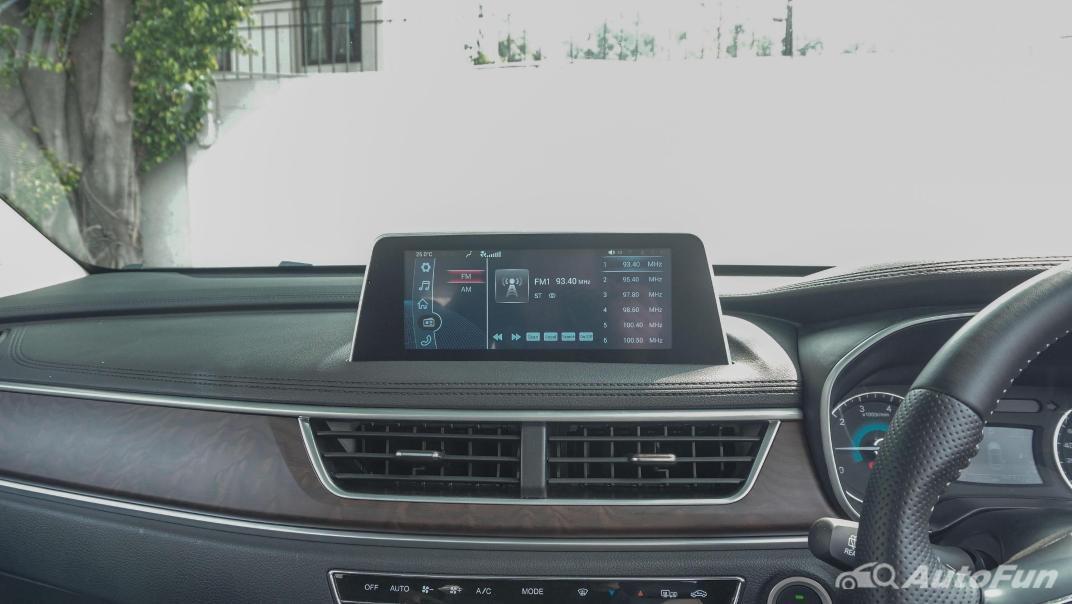 DFSK Glory i-Auto Intelligent Interior 026