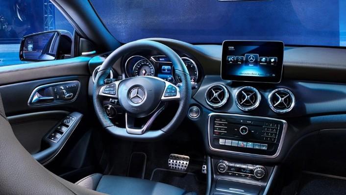 Mercedes-Benz CLA-Class 2019 Interior 001