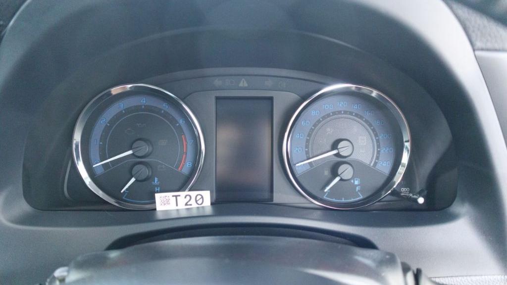 Toyota Corolla Altis 2019 Interior 121