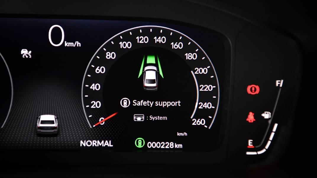 2022 Honda Civic Upcoming Version Interior 052