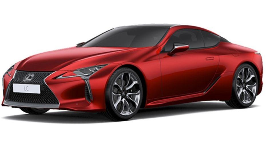 Lexus LC 2019 Others 010