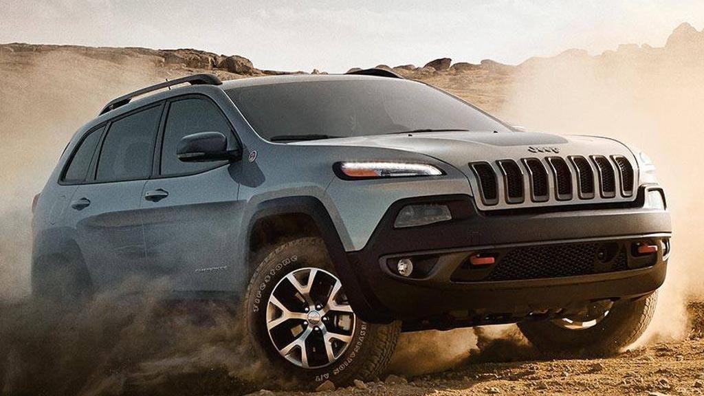 Jeep Cherokee 2019 Exterior 012
