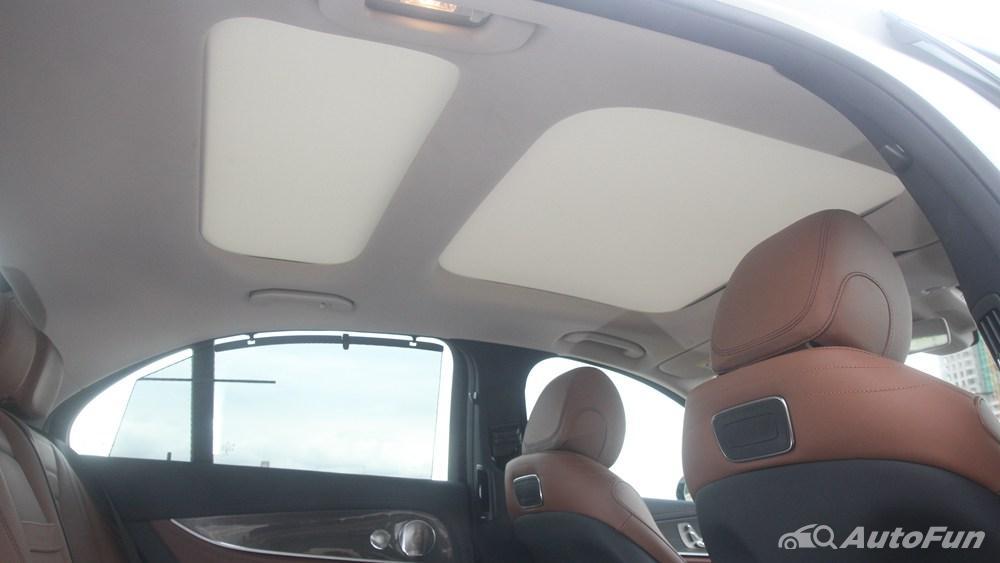 Mercedes-Benz E-Class 2019 Interior 111