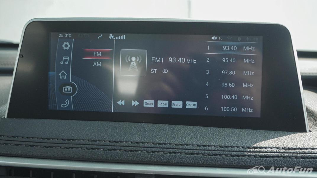 DFSK Glory i-Auto Intelligent Interior 028