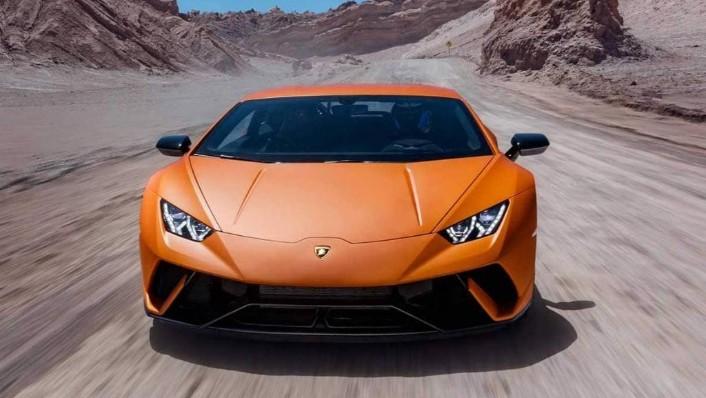 Lamborghini Huracan 2019 Exterior 005