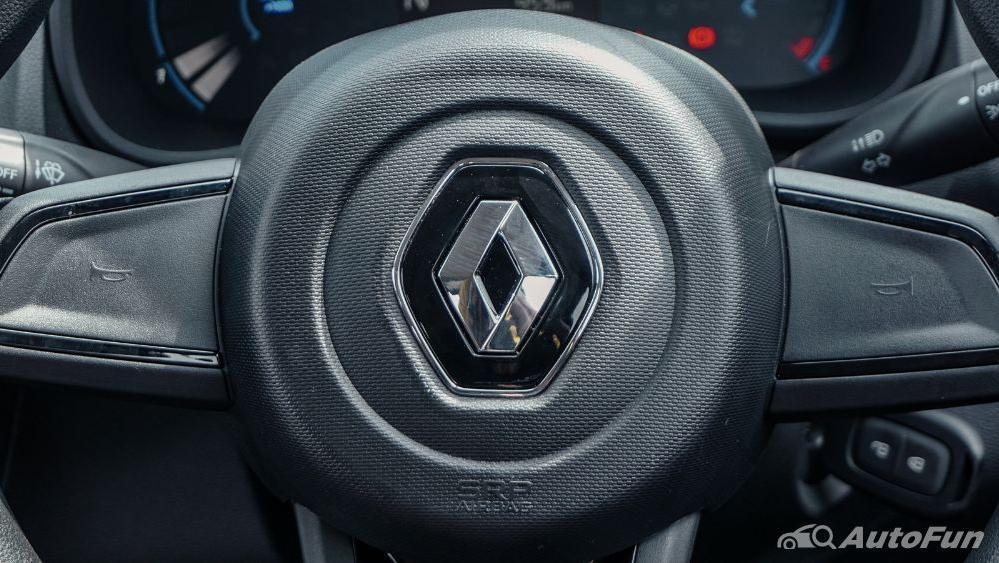 Renault Kwid 2019 Interior 007