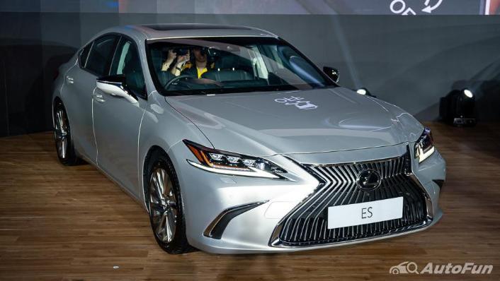 Lexus ES 2019 Exterior 004