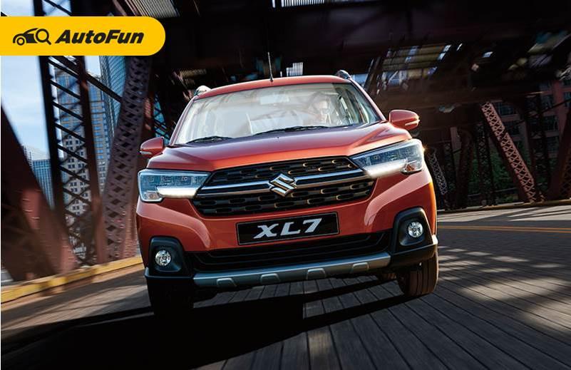 Suzuki XL7 2022