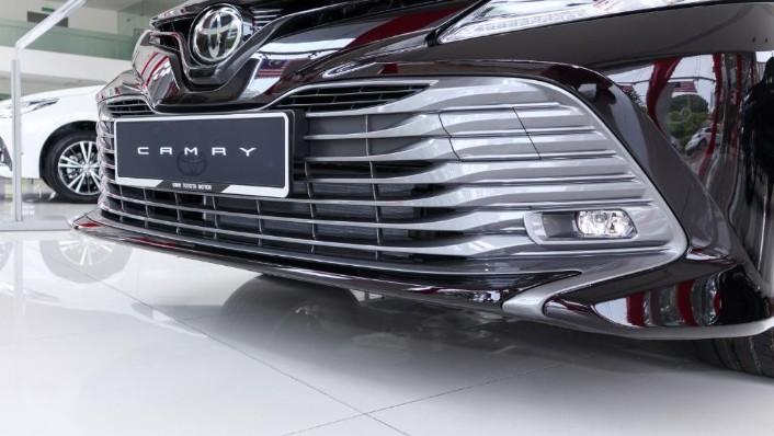 Toyota Camry 2019 Exterior 006