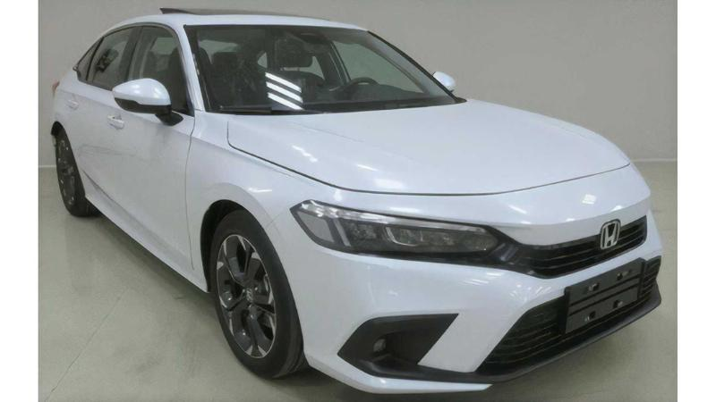 Sering Muncul di China, Akankah Honda Civic 2022 Meluncur Lebih Awal di Sana? 02