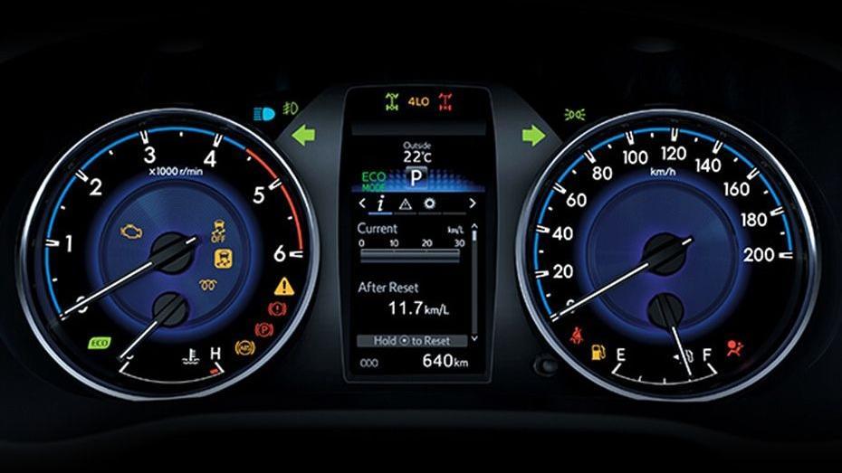Toyota Hilux 2019 Interior 044