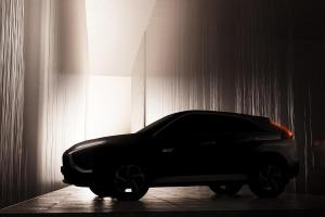 Mitsubishi Pamer Siluet Eclipse Cross Baru, Bakal Lahir dengan Mesin PHEV