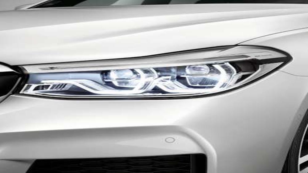 BMW 6 Series Gran Turismo 2019 Exterior 006