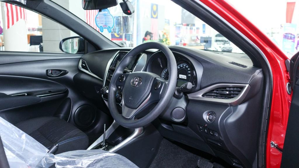 Toyota Yaris 2019 Interior 027