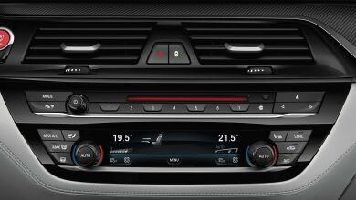 BMW M5 2019 Interior 007