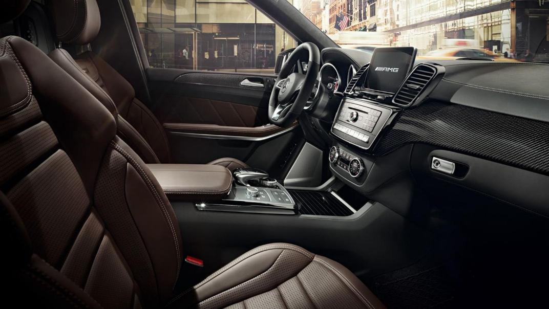 Mercedes-Benz GLS-Class 2019 Interior 001