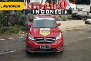 Buktikan Kemampuannya, DFSK Glory 580 Sukses Jelajahi Pulau Sumatera