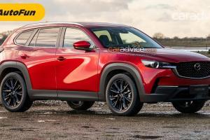 Apakah All New Mazda CX-5 2022 Bisa Melawan Wuling Almaz RS 2021?