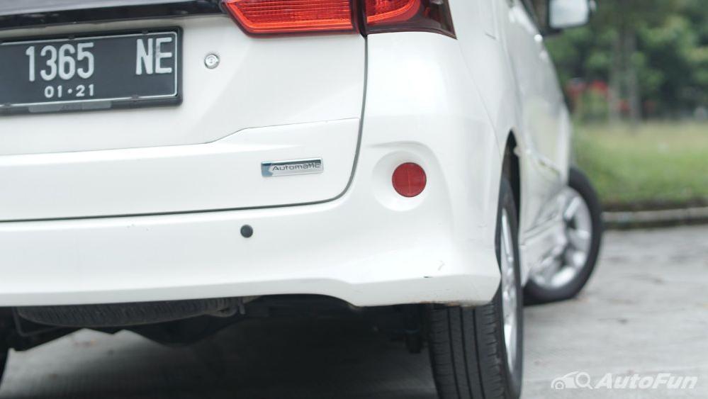 Toyota Avanza Veloz 1.3 MT Exterior 045